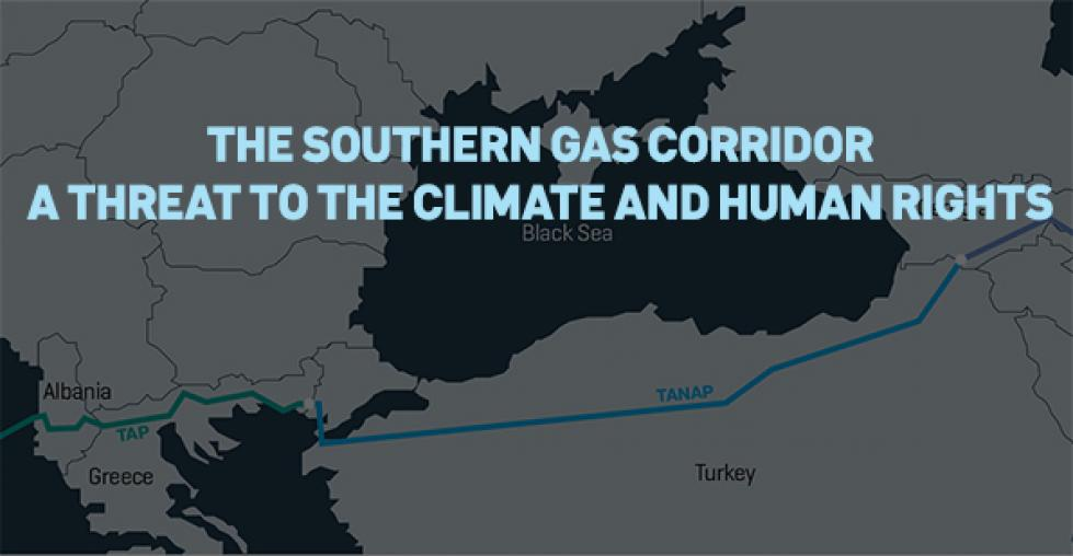 Video discussion on the Southern Gas Corridor