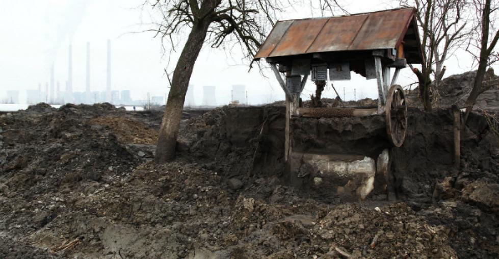 Click to read: The future is ash-grey for people in Turceni, Romania