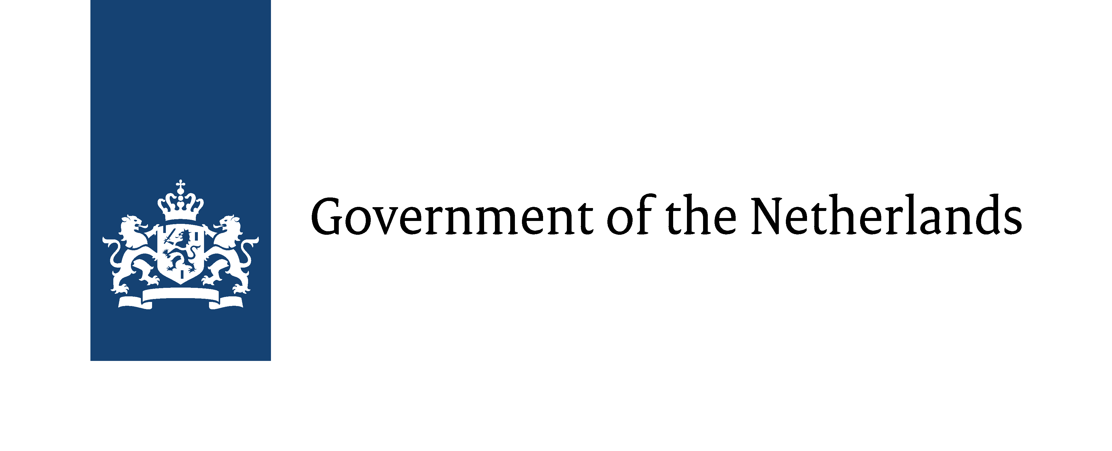 Logo: Government of the Netherlands