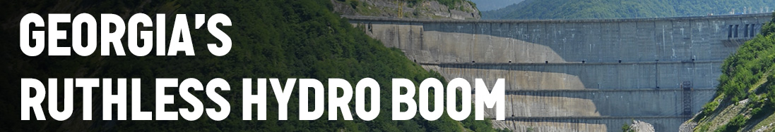 Hydropower in Georgia