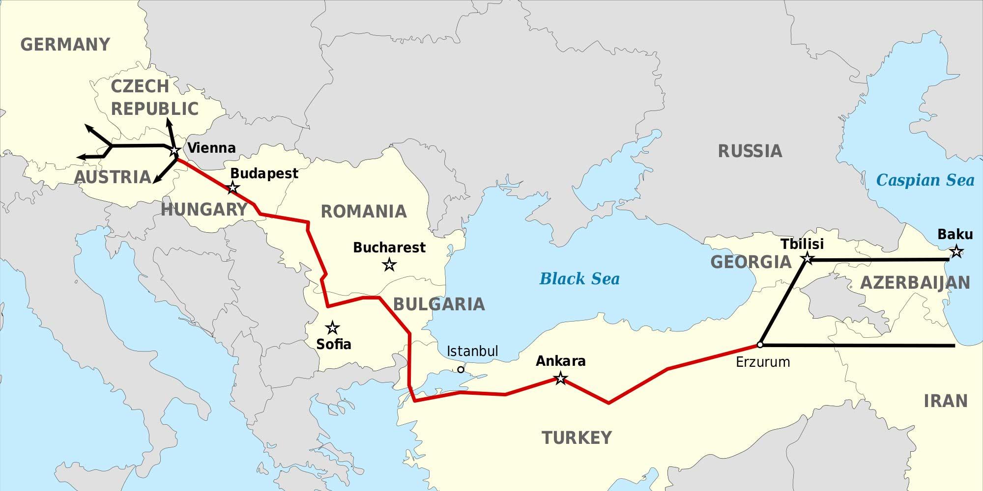 Nabucco gas pipeline - Bankwatch