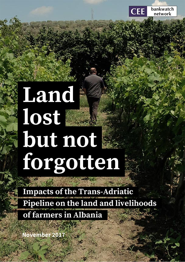 Land lost but not forgotten