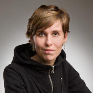 Iryna Holovko - campaigner in Ukraine