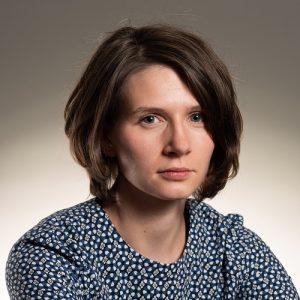 Michaela Pestova Grant writer