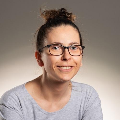 Milena Antonowicz Project leader