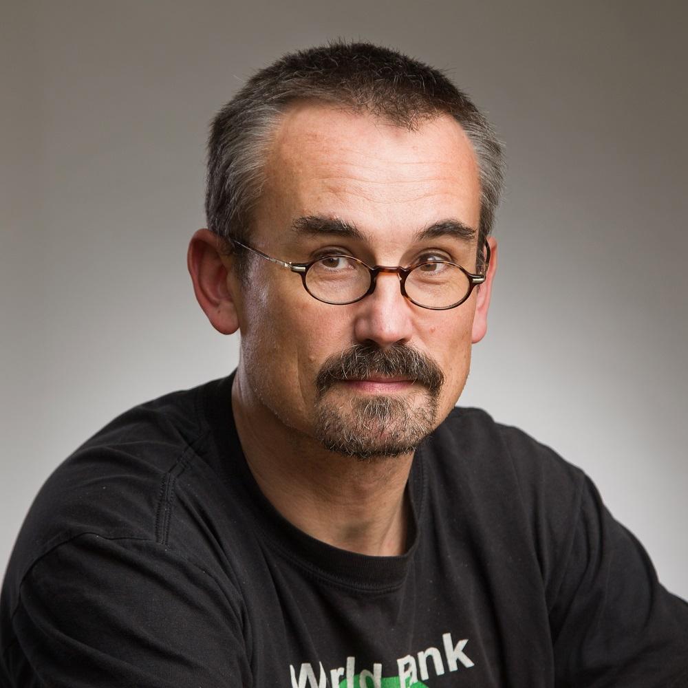 Petr Hlobil - Campaign Director at Bankwatch