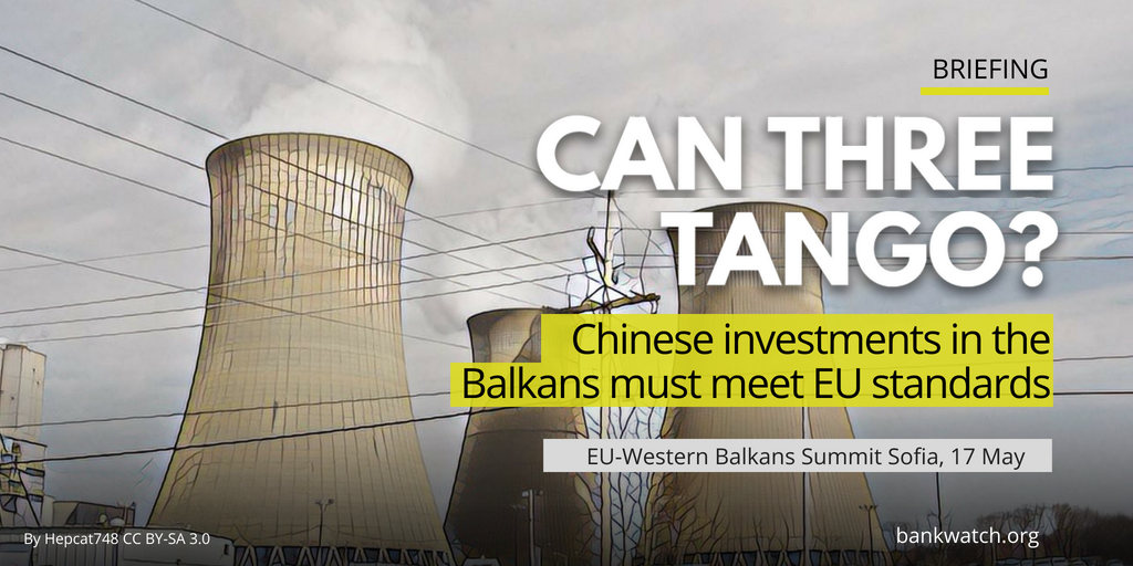 chinese investments in the balkans