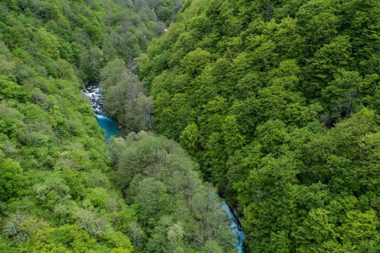 Neretva River  Photo credit: Robert Oroz & Eko Akcija