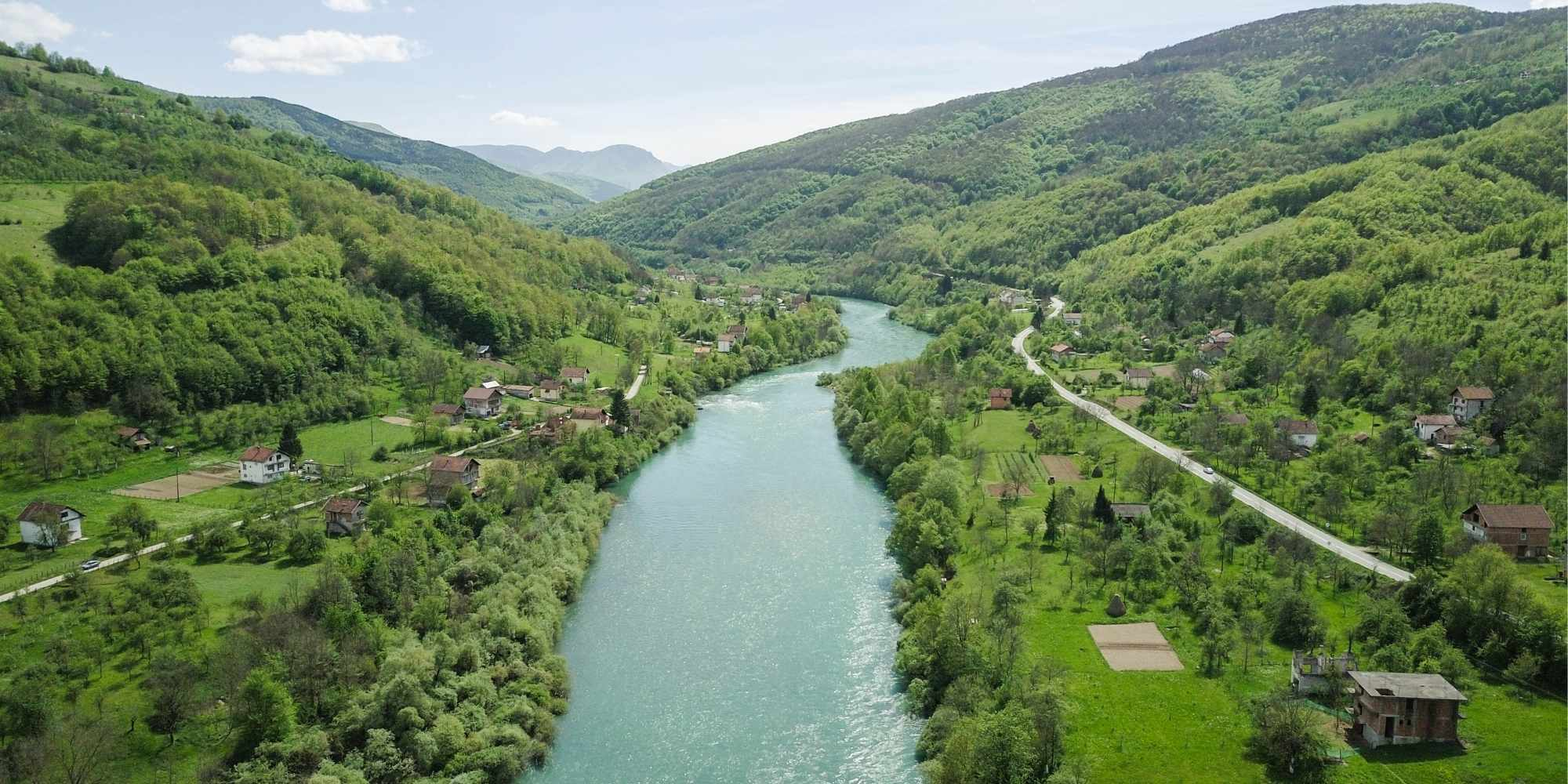 The Upper Drina, Bosnia and Herzegovina, is threatened by hydropower construction